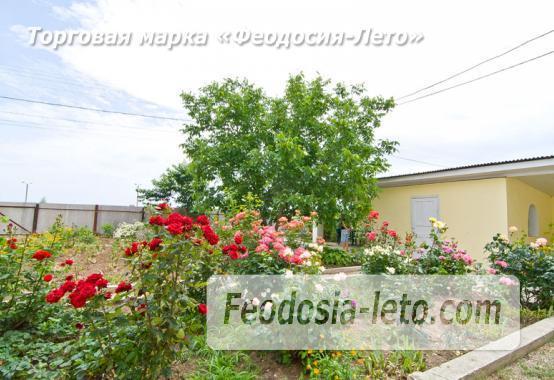 Гостиница на первой линии у моря в п. Береговое Феодосия Крым - фотография № 25