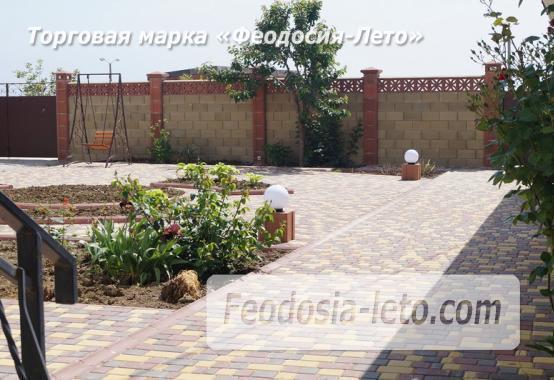 Гостиница на первой линии у моря в п. Береговое Феодосия Крым - фотография № 28