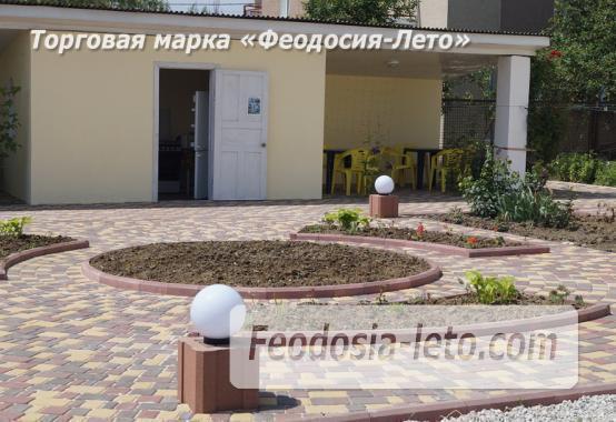 Гостиница на первой линии у моря в п. Береговое Феодосия Крым - фотография № 29