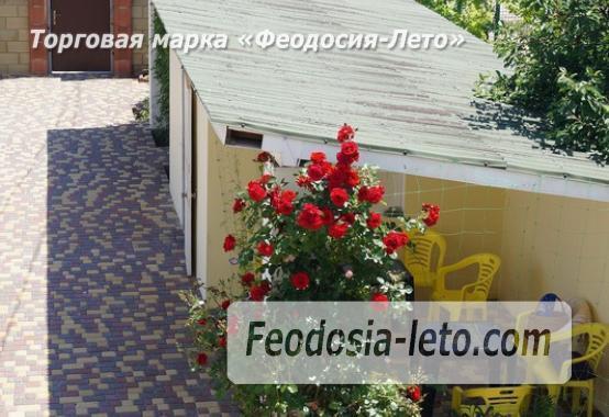 Гостиница на первой линии у моря в п. Береговое Феодосия Крым - фотография № 31