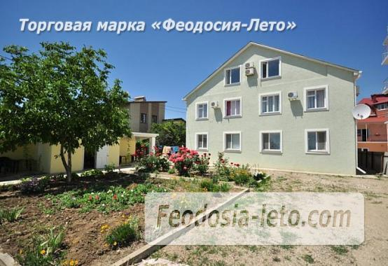 Гостиница на первой линии у моря в п. Береговое Феодосия Крым - фотография № 32