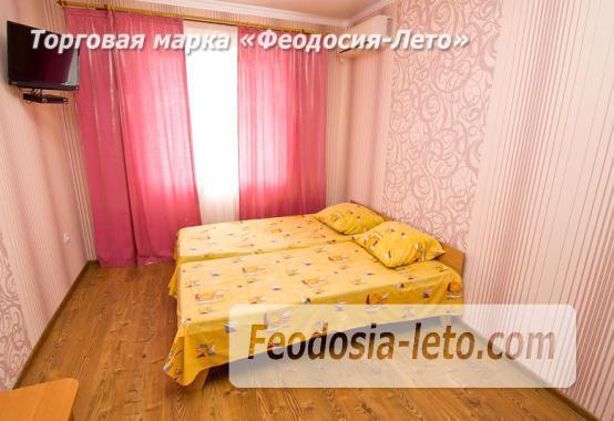 Гостиница на первой линии у моря в п. Береговое Феодосия Крым - фотография № 8