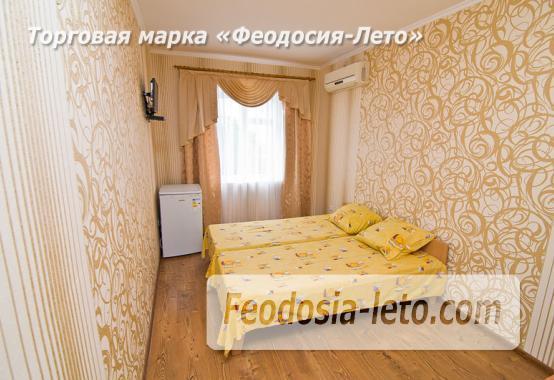 Гостиница на первой линии у моря в п. Береговое Феодосия Крым - фотография № 4