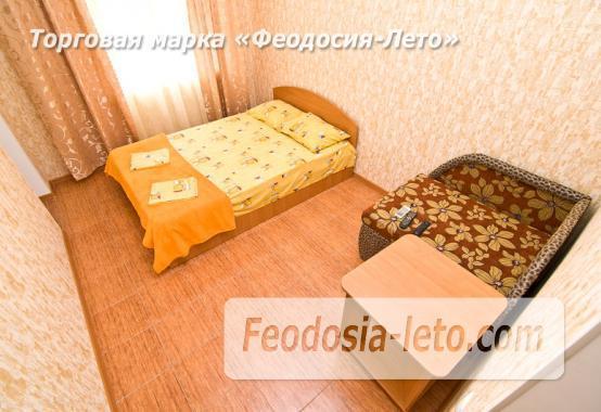 Гостиница на первой линии у моря в п. Береговое Феодосия Крым - фотография № 10