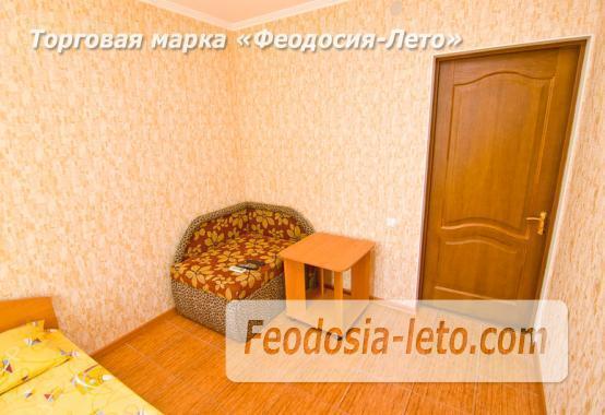 Гостиница на первой линии у моря в п. Береговое Феодосия Крым - фотография № 13