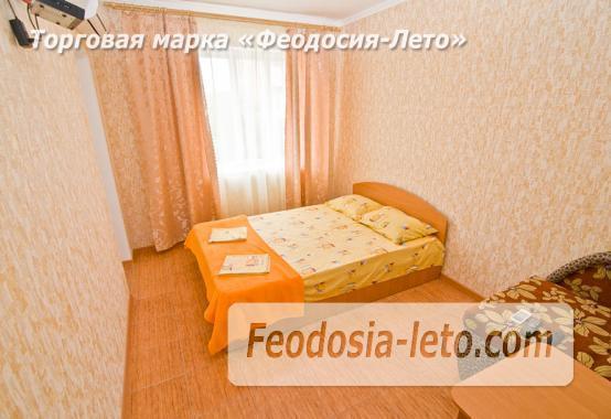 Гостиница на первой линии у моря в п. Береговое Феодосия Крым - фотография № 14