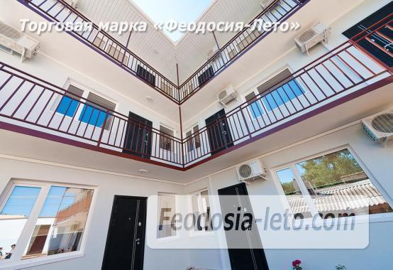 Гостиница в г. Феодосия в Крыму на улице Семашко, номера с кухней - фотография № 8