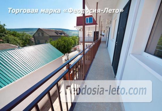 Гостиница в г. Феодосия в Крыму на улице Семашко, номера с кухней - фотография № 9