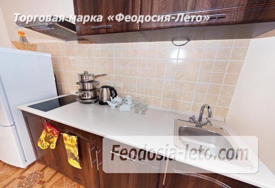 Гостиница в г. Феодосия в Крыму на улице Семашко, номера с кухней - фотография № 19