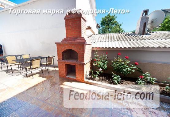 Гостиница в г. Феодосия в Крыму на улице Семашко, номера с кухней - фотография № 2