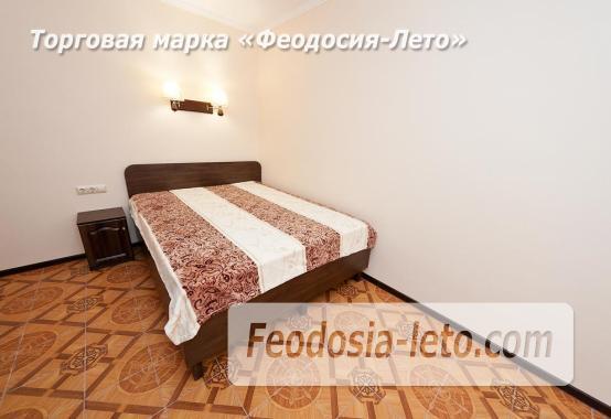 Гостиница в г. Феодосия в Крыму на улице Семашко, номера с кухней - фотография № 5
