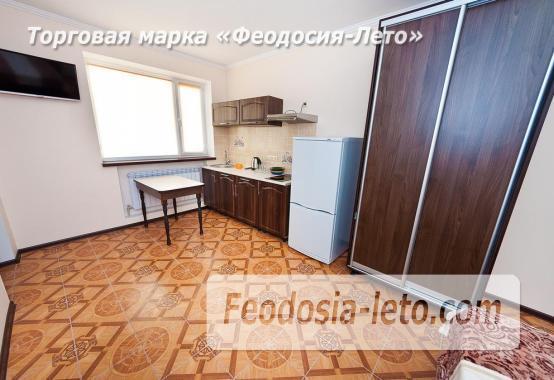 Гостиница в г. Феодосия в Крыму на улице Семашко, номера с кухней - фотография № 6