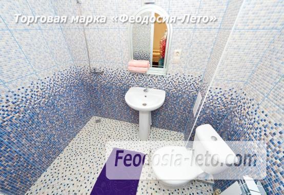 Гостиница в г. Феодосия в Крыму на улице Семашко, номера с кухней - фотография № 7