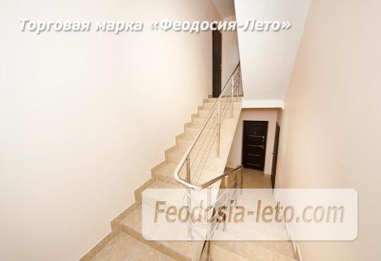 Гостиница в г. Феодосия в Крыму на улице Семашко, номера с кухней - фотография № 13