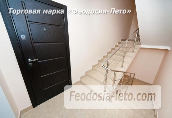 Гостиница в г. Феодосия в Крыму на улице Семашко, номера с кухней - фотография № 14