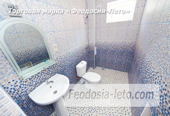 Гостиница в г. Феодосия в Крыму на улице Семашко, номера с кухней - фотография № 17