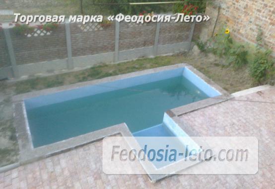 Гостиница с бассейном в Феодосии на улице Большевистская - фотография № 7