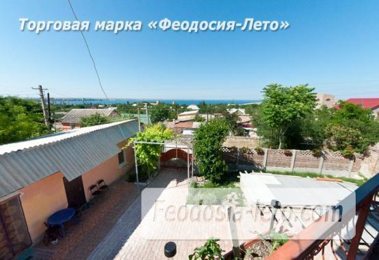 Гостиница с бассейном в Феодосии на улице Большевистская - фотография № 6