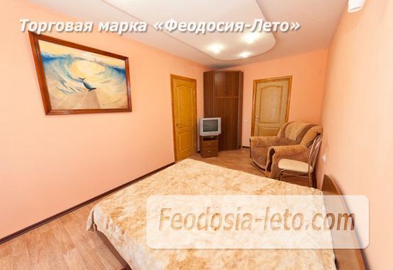 Гостиница с бассейном в Феодосии на улице Большевистская - фотография № 11