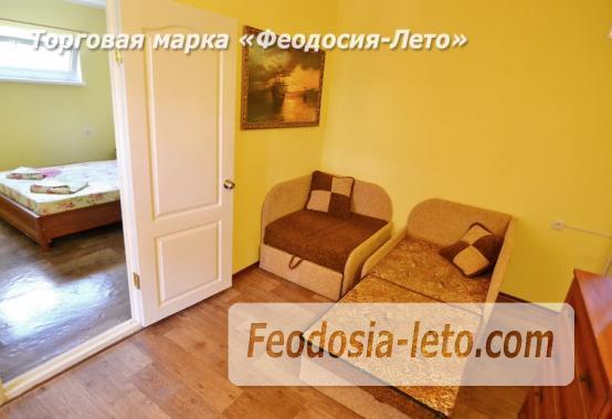 Гостиница с бассейном в Феодосии на улице Дружбы - фотография № 35