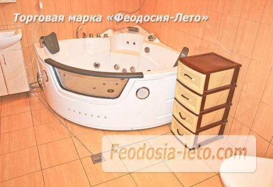 Гостиница с бассейном в Феодосии на улице Дружбы - фотография № 37