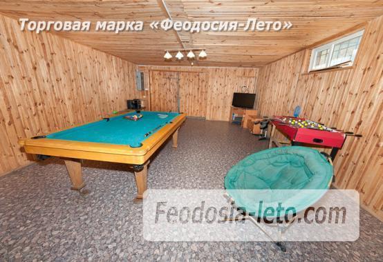 Гостиница с бассейном в Феодосии на улице Дружбы - фотография № 40