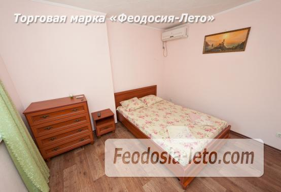 Гостиница с бассейном в Феодосии на улице Дружбы - фотография № 41