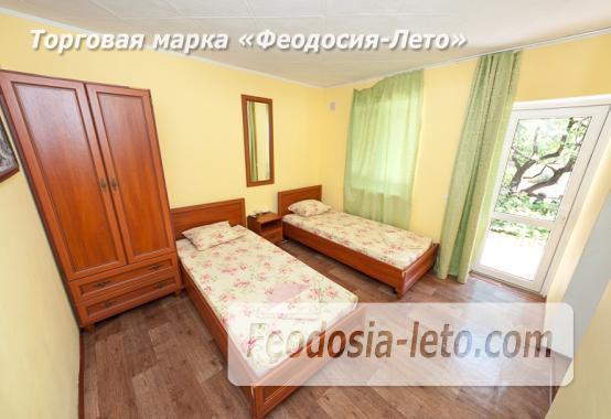 Гостиница с бассейном в Феодосии на улице Дружбы - фотография № 43