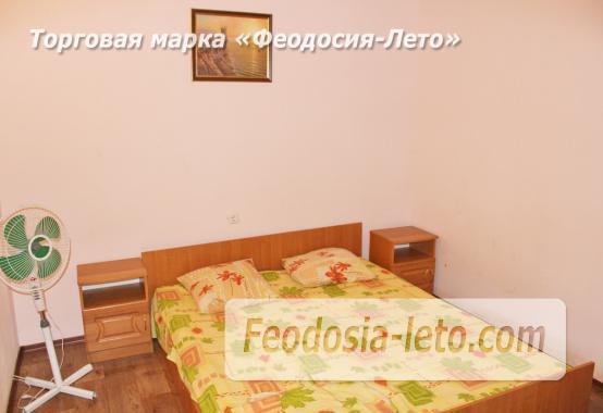 Гостиница с бассейном в Феодосии на улице Дружбы - фотография № 12