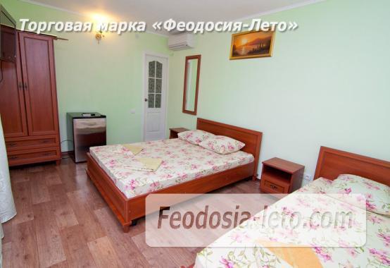 Гостиница с бассейном в Феодосии на улице Дружбы - фотография № 24