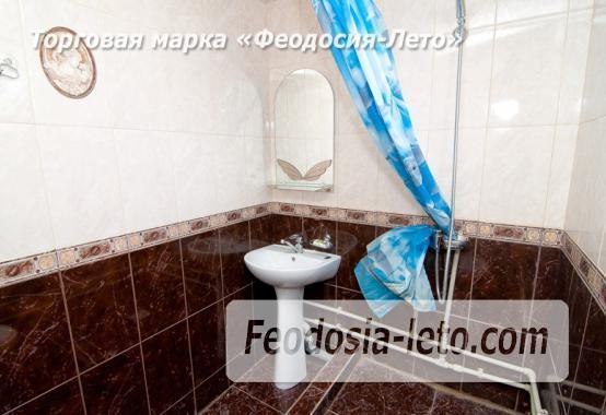 Гостиница с бассейном в Феодосии на улице Дружбы - фотография № 19