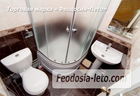 Гостиница с бассейном в Феодосии на улице Дружбы - фотография № 25