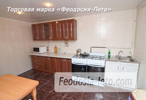 Гостиница с бассейном на улице Дружбы в Феодосии - фотография № 35