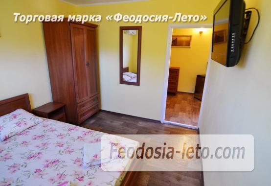 Гостиница с бассейном на улице Дружбы в Феодосии - фотография № 33