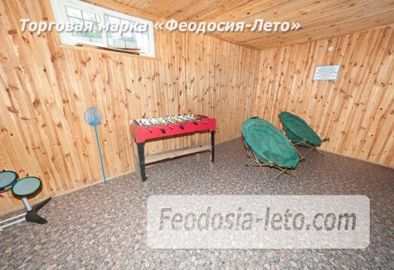 Гостиница с бассейном на улице Дружбы в Феодосии - фотография № 25