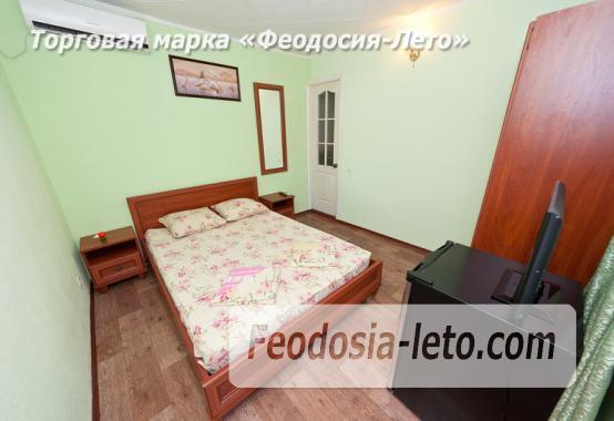 Гостиница с бассейном на улице Дружбы в Феодосии - фотография № 22