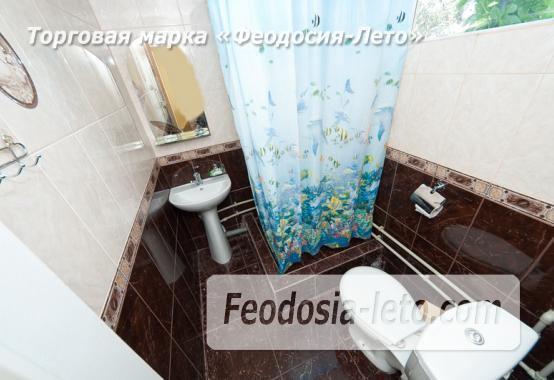 Гостиница с бассейном на улице Дружбы в Феодосии - фотография № 28