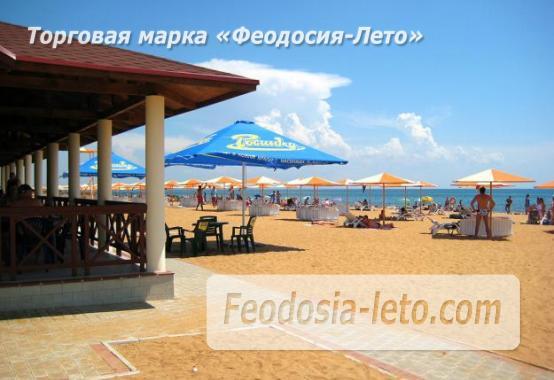 Гостиница с бассейном на улице Дружбы в Феодосии - фотография № 27
