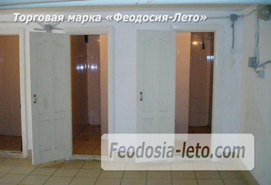 Гостиница со стоянкой для автомобилей, улица Федько в Феодосии - фотография № 25