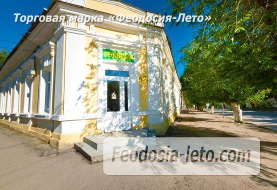 Гостиница со стоянкой для автомобилей, улица Федько в Феодосии - фотография № 4