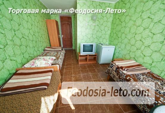 Гостиница со стоянкой для автомобилей, улица Федько в Феодосии - фотография № 18