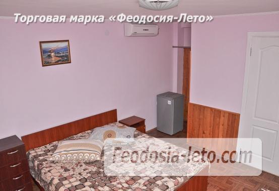 Гостиница у моря в Феодосии на улице Народная - фотография № 16