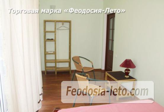 Гостиница в Приморском Феодосия на берегу моря, переулок Рабочий - фотография № 27
