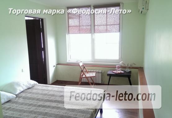 Гостиница в Приморском Феодосия на берегу моря, переулок Рабочий - фотография № 29