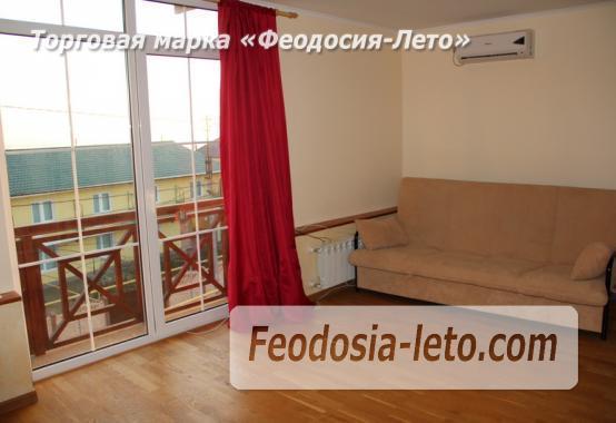 Гостиница в Приморском Феодосия на берегу моря, переулок Рабочий - фотография № 31