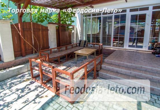 Гостиница в Приморском Феодосия на берегу моря, переулок Рабочий - фотография № 2