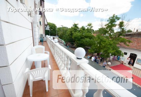 Гостиница в Феодосии в самом центре города-курорта - фотография № 14