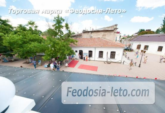 Гостиница в Феодосии в самом центре города-курорта - фотография № 16