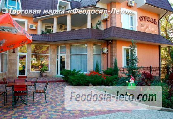 Гостиница в городе Феодосия в районе белого бассейна - фотография № 17