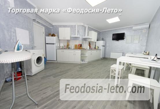 внешний вид здания, где расположен гостевой дом в Феодосии - фотография № 2